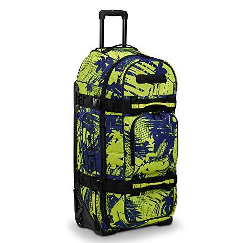 Callaway AC OG RIG 9800 Wheeled Bag NEON Tropics