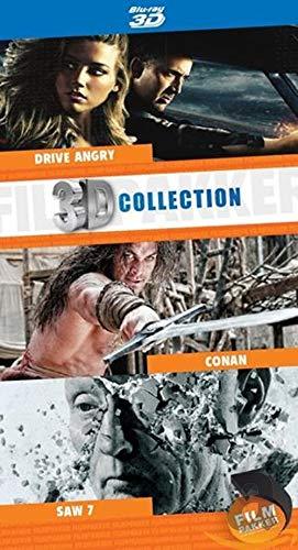 3DBLU-RAY,BLU-RAY - Filmpakker 3D Collection Box (1 BLU-RAY)
