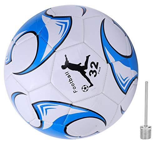 Balón de fútbol 2.7 grueso con costuras de entretenimiento, aplicable, pelota de fútbol para estudiantes y entrenamiento ligero para disparar y pasar de fútbol