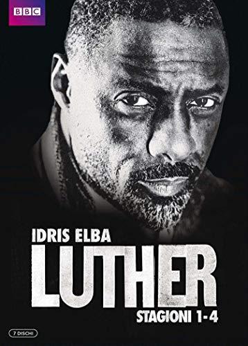 Luther: Stagioni 1 - 4 (Box Set) (7 Blu Ray)