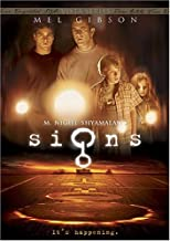 Signs by Mel Gibson