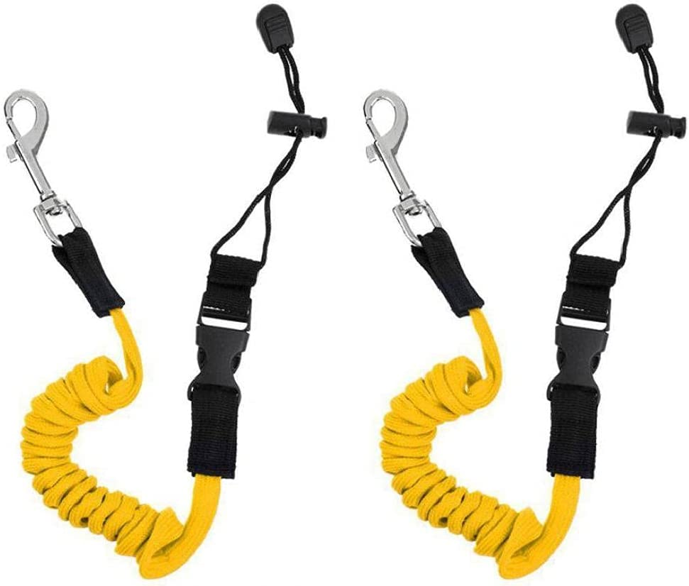 Paddle Rope Ranking TOP17 Kayak Leash Universal Adjustable Saf Canoeing Be super welcome