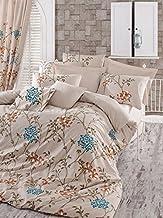 Pearl Home Ranforce Single Quilt Cover Set, Multi-Colour, 160x220cm