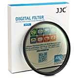 JJC Professional 72mm Circular Polarizer Filter HD 18-Layer CPL Filter for Sigma 18-35mm f1.8, Nikon Z 24-70mm f4 S, Sony FE 16-35mm f4, Canon EF 35mm f1.4L II & Other Lenses with 72mm Filter Thread