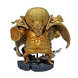 NAMFZX One Piece Gold Edition Batalla Estados en Guerra Posición sentada Sofá Modelo de Personaje de...