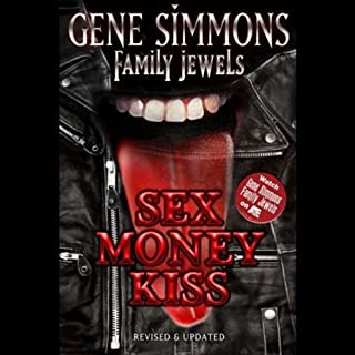 Sex Money Kiss audiobook cover art