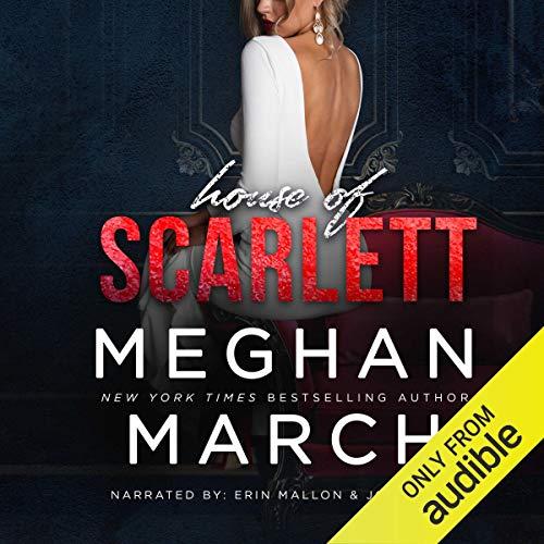House of Scarlett audiobook cover art