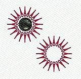 Lame di ricambio (20, 40, 60, 80, e 100 pezzi con disco di taglio) per decespugliatore Florabest FRTA 20 A1 - LIDL IAN 282271, Blu