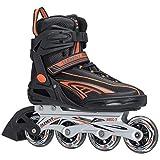 5th Element Panther XT Mens Recreational Inline Skates - 13.0/Black-Gray