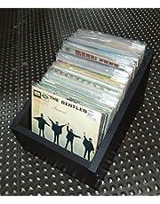 """Cajón para Discos de Vinilo Singles 7"""" (los Discos pequeños) / Ref.MAR023"""