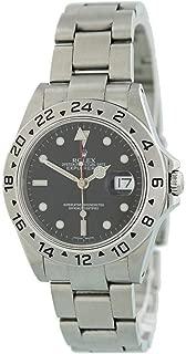 Rolex Explorer II Automatic-self-Wind Male Watch 16570 (Certified Pre-Owned)