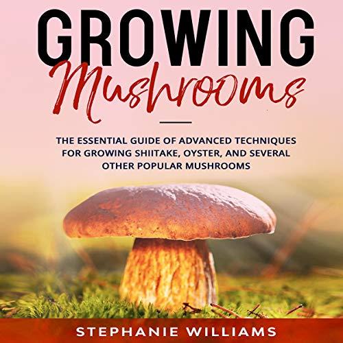 Couverture de Growing Mushrooms