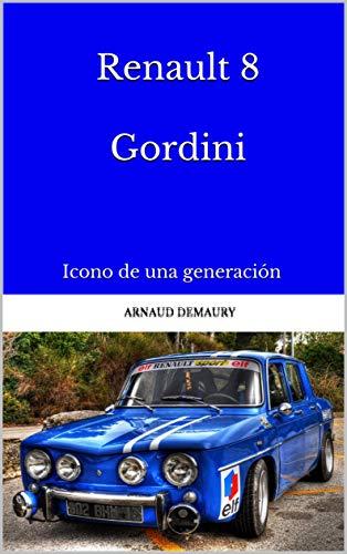 OPO 10 Conjunto de 2 autom/óviles Renault R8 G017 + G018 R12 Colecci/ón Saga GORDINI