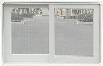 BBGS DIY magnetische vliegenscherm venster, past elke maat kleinere DIY eenvoudige installatie houden bugs/vliegen/muggen ...