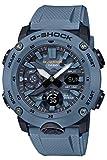 [カシオ] 腕時計 ジーショック ユーティリティカラー カーボンコアガード構造 GA-2000SU-2AJF メンズ ブルー