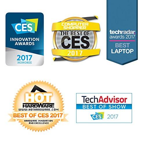 Dell XPS 13 13.3-Inch HD Notebook - (Silver) (Intel Core i7, 8 GB RAM, 256 GB SSD, Windows 10)