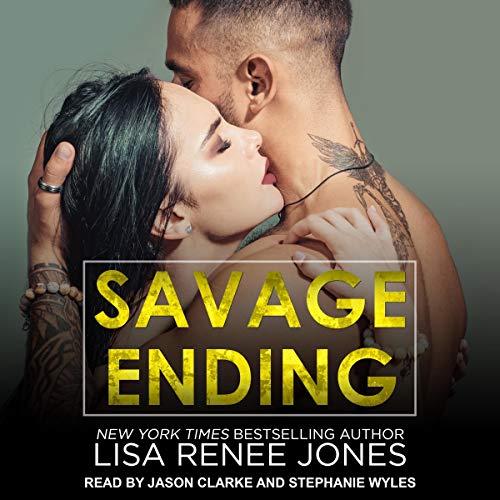 Savage Ending Audiobook By Lisa Renee Jones cover art