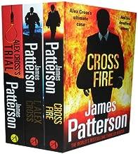 Alex Cross Set: Cross Fire, Alex Cross's Trial, I, Alex Cross