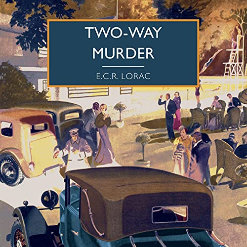 Two-Way Murder cover art