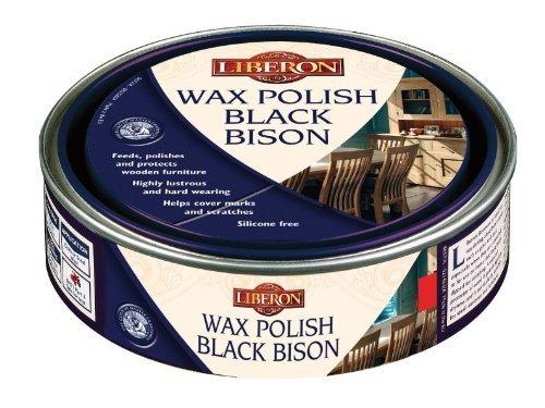Liberon BBPWAP150 150ml Bison Paste Wax - Antique Pine by Liberon
