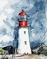 油絵数字キットによる絵画デジタル絵画油絵 数字キットによる絵画手塗りDIY絵デジタル油絵塗り絵 - ものみの塔