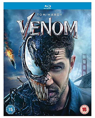 Venom [Blu-ray] [2018] [Region Free]