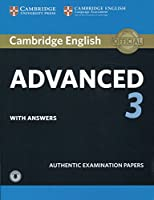Cambridge English Advanced 3 Student's Book with Answers with Audio (CAE Practice Tests)