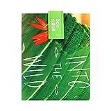 Roll'eat - Boc'n'Roll Young - Bolsa Merienda Porta Bocadillos Ecológica y Reutilizable sin BPA, Wild