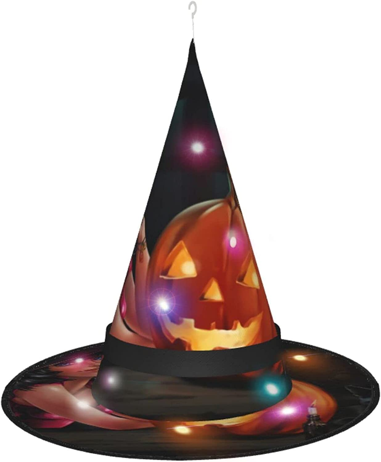 Happy Halloween Witch Hat Pumpkin Ghost Luminous Spooky C All stores Latest item are sold Castle