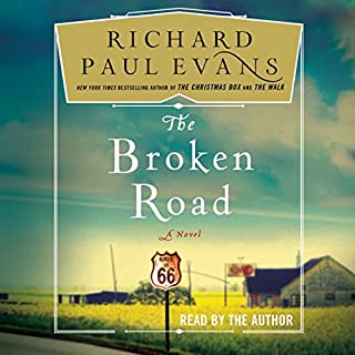 The Broken Road audiobook cover art