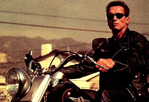 ARONG Kit de pintura con 5D Diamante,Terminator foto TV film poster,DIY al oleo por numerosdiseño,con punto diamantes de imitación,Lienzos para decoración de la pared del hogar regalo,40 x 60 cm
