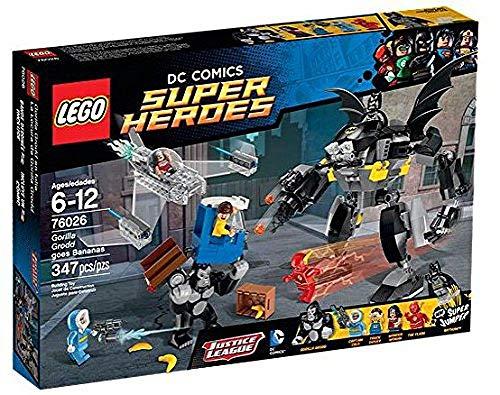Super Heroes DC Comics Furia di Gorilla Grodd - 76026