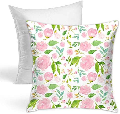 chenxia Once Upon A Time Floral Household Double Face Pillow Throw Pillow for Sofa Home Decorative product image