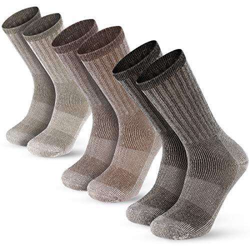 Wool Hiking Socks