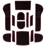 LYZER 音にこだわれ ドリンクホルダーなどにラバーマット ラバットGS2011 レヴォーグ レッド GS2011