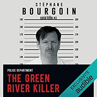 The Green River Killer (French edition) cover art