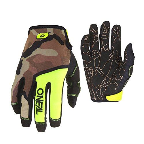 O'NEAL Mayhem Ambush MX DH FR Handschuhe camo braun/gelb 2019 Oneal: Größe: M (8.5)
