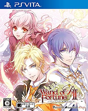 $64 » Idea Factory Wand of Fortune R2 FD Kimi ni Sasageru Epilogue PS Vita SONY Playstation JAPANESE VERSION