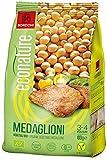 Eco Nature - Medallones vegetales de soja, 6 paquetes de 100 g