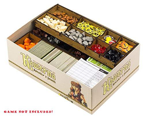 docsmagic.de Organizer Insert for Caverna Box - Encarte: Amazon.es: Juguetes y juegos