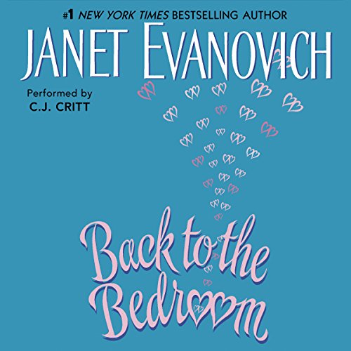Back to the Bedroom audiobook cover art