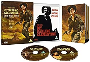 My Darling Clementine / Frontier Marshal (Blu-Ray)