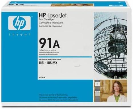 HP LaserJet 91A (92291A) Black Original Standard C