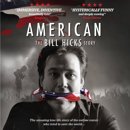 American: The Bill Hicks Story audiobook cover art