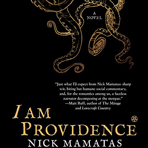 I Am Providence cover art