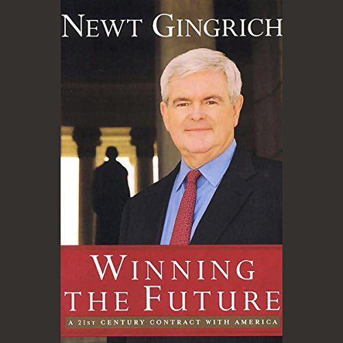 Winning the Future audiobook cover art