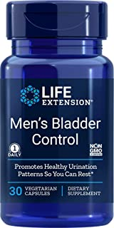 Life Extension Men's Bladder Control, 30 Vegetarian Capsules