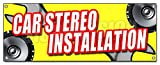 SignMission B-Car Stereo Installation