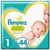 Pampers New Baby Livelli di protezione Premium Dimensione pannolini (2-5 kg),...