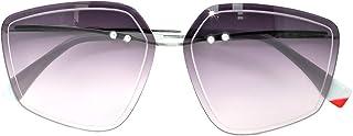 Occhiale Da Sole Uomo e Donna Square In Acciaio Medicale, Con Lenti Polarizzate. Occhiali Leggeri, Anallergici, Resistenti...
